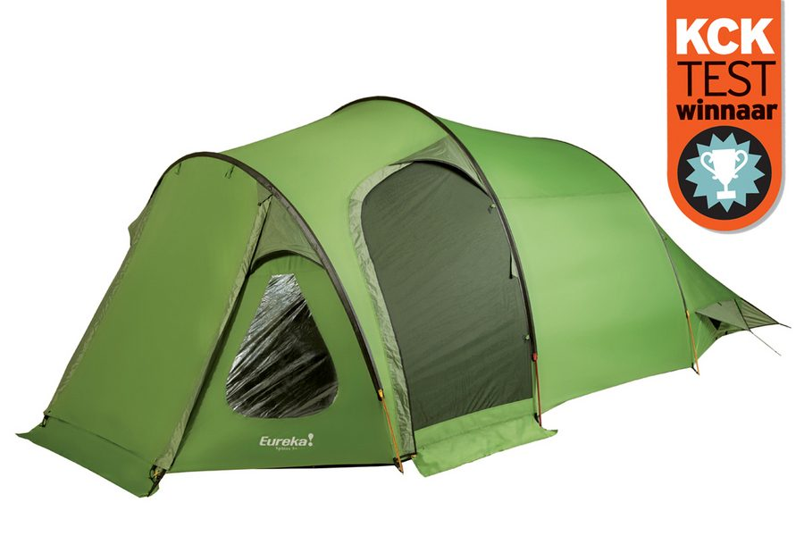 "SPHINX 5+, ANWB 2010 ""Lightweight family tent of the year"""